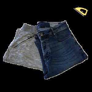 Pantaloncino Solo Stiro Piegato